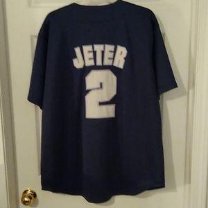 MLB Yankee Derek Jeter Jersey